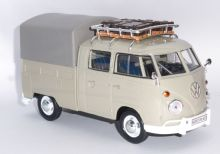 Motormax VW Volkswagen Type 2 Suitcases Collectors Model Scale 1/24 MTX79553 P